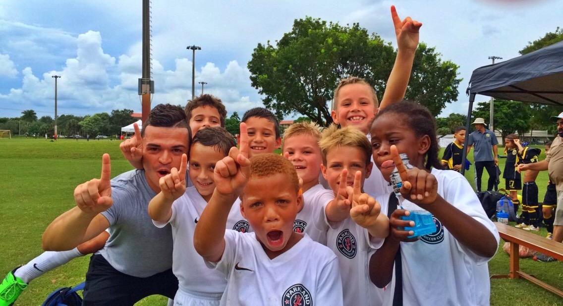 parkland travel soccer club